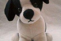 crochet háčkování,pletení / pletení háčkování