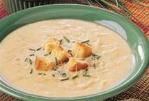RECIPES for Delicious Soups