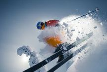 Snow Skiing / Capture the action of these courageous and extreme skiiers with a pair of Snypex binoculars!  To see all of our products, visit our website:  www.snypex.com / by Snypex