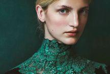 Necklines / Focus on necklines for W&M