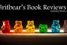 Britbear's Book Reviews / Promote your book for free. Posting guest posts, book reviews, author interviews, cover reveals, etc. Contact britbear.eliseabram.com for details.