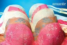 Sunburst Spring/Summer 2015 / Launching the new Spring Summer Collection. An add- on to the wide range of lingerie amanté offers.