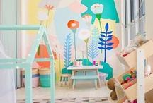 kids room ideas / kids rooms decor ideas, inspirations for baby nurseries, girls rooms, boys rooms and playrooms