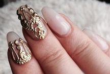 WEDDING NAILS / Perfect embellished wedding nails