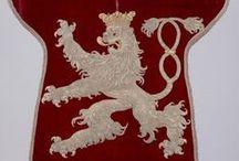 Česká heraldika / český lev, bohemian coat of arms