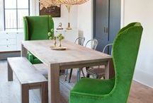 Dining space  .