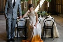 Modern Wedding Inspiration / Looking modern wedding inspiration? Whether you're getting married or just daydreaming about the big day, I hope this images will be inspiring. Honestly, if I had it to do over again, these images would be my inspiration.