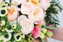 Flower Power / Bouquets, centerpieces, and other DIY floral ideas