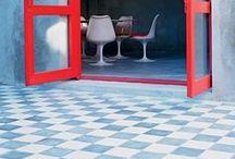 INTERIOR - FLOORS / by Holly Findlay