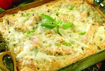 Food - Casseroles to Try / by Kathy LaFerrara