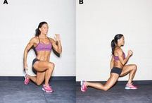 My workout / by Isra Ayyasrah