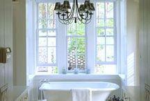 bath room ideas / by Karen Buck