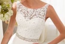 Lovely Wedding Dresses / by Say Anything Design