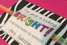 Back to School / Creative ideas for a memorable back to school season