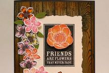 Friends Never Fade - Stampin' Up