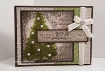 Christmas Lodge - Stampin' Up / by Anna Gradl Files