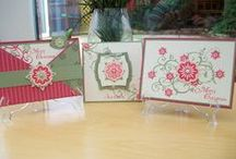 Baroque Motifs - Stampin' Up / by Anna Gradl Files
