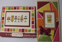 Birthday Bakery - Stampin' Up / by Anna Gradl Files