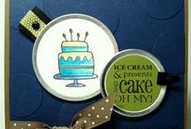 Bitty Birthday - Stampin' Up / by Anna Gradl Files
