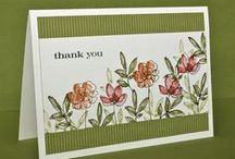 Botanical Blooms - Stampin' Up / by Anna Gradl Files