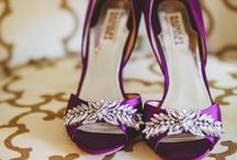 Passionate Purple Weddings / by Say Anything Design