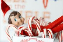 Elf on the Shelf / Fun and easy ideas for your Elf on the Shelf