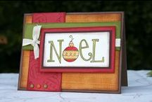 Big on Christmas - Stampin' Up / by Anna Gradl Files