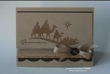 Come to Bethlehem - Stampin' Up