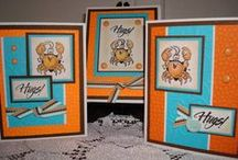 Fishy Friends - Stampin' Up