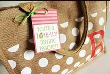 Teacher Gift Ideas / by Primarily Speaking