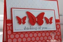 Beautiful Wings Embosslits - Stampin' Up