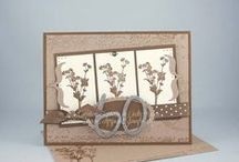 Flowers In Silhouette - Stampin' Up