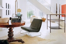 Mixing modern with something old / Antiques, modern, textures, fresh, old with new, traditional with modern, modern with classic,