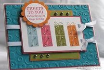 Birthday Whimsy - Stampin' Up