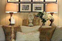 Home - Family Room Ideas / by Alisha Alvey