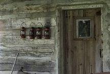 Mökit ja majat. Cabins