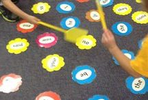 Sight Words and Fluency / Fun ideas for practicing sight words and fluency in the primary classroom