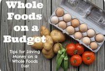 Food - eat to live / by Alisha Alvey