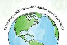 The World is Waiting for You / Celebrating the 50th Ordination Anniversary of Addie Davis