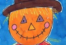 Fall Ideas / Fall themed lessons and activities for the primary classroom