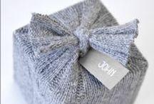 Pakowanie prezentów inspiracje Sweet Living / Świetne pomysły jak spakować prezenty świąteczne