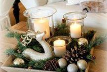Świąteczna dekoracja domu inspiracje Sweet Living / To nam się podoba;-)