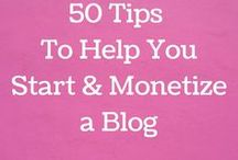Blogging Tips / All you need to know to start and grow your blog