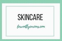 Skincare / Skincare tips for millennials.  Visit ferventlycurious.com for more
