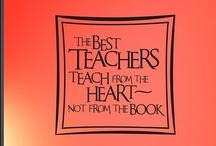 Education ~ Teaching Ideas