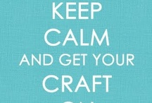 create ~ crafts / DIY crafts and projects  / by Virginia V