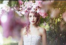 FASHION : Style : Haute Couture / Fashion shoot idea