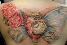 Tattoos / by Carrie Goldsworthy