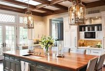 kitchens / by Sue McGee