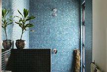 bathrooms / by Sue McGee